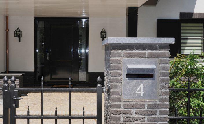 Leeflang architectuur |leeflang architect vorden |particulier Rietgedekte villa huizen 3
